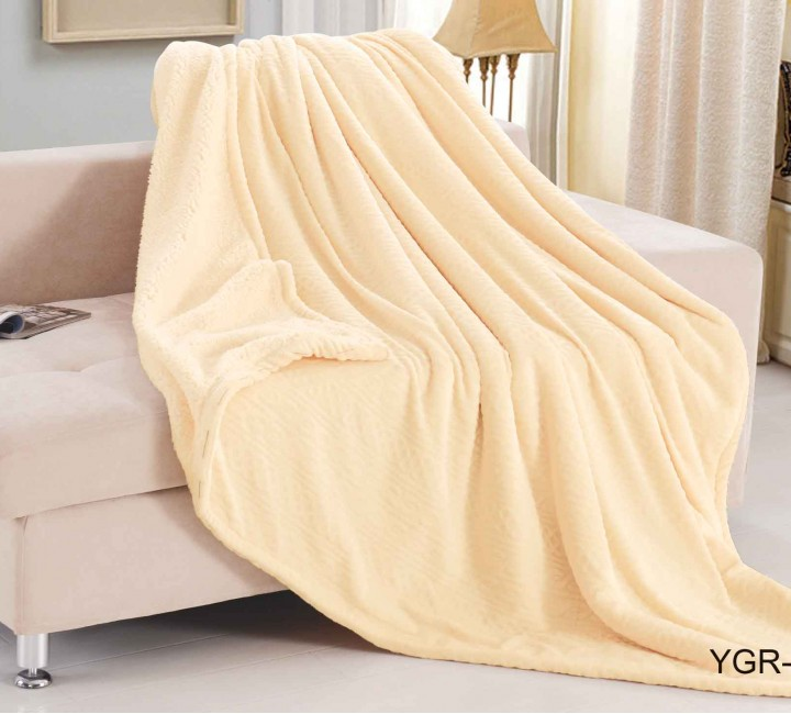 YGR-003 Плед бамбук