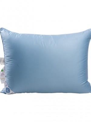 """Купить подушку """"Дебют"""" 50х68 см наполнитель: элитный серый гусиный пух категории премиум"""