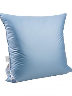 """Купить подушку """"Дебют"""" 68х68 см наполнитель: элитный серый гусиный пух категории премиум"""