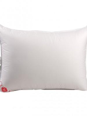 """Подушка упругая """"Виктория"""" 50х68 см наполнитель: элитный белый гусиный пух категории премиум"""