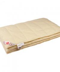 """Купить одеяло кассетное легкое """"Пушинка"""" 172х205 см наполнитель: серый гусиный пух высшей категории"""