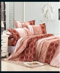 MF-45 комплект постельного белья микрофибра Valtery 2х спальный