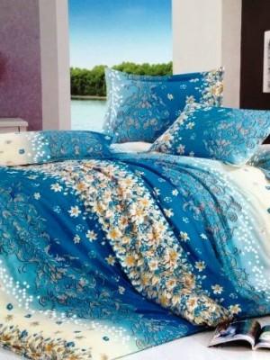 MF-35 комплект постельного белья микрофибра Valtery 2х спальный