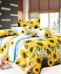 MF-47 комплект постельного белья микрофибра Valtery 2х спальный