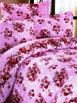 MF-18 комплект постельного белья микрофибра Valtery Семейный