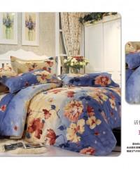MF-42 комплект постельного белья микрофибра Valtery 2х спальный