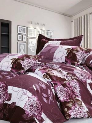 MF-48 комплект постельного белья микрофибра Valtery 1,5 спальный