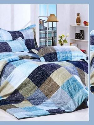MF-33 комплект постельного белья микрофибра Valtery 2х спальный