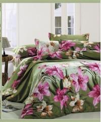 MF-44 комплект постельного белья микрофибра Valtery 2х спальный