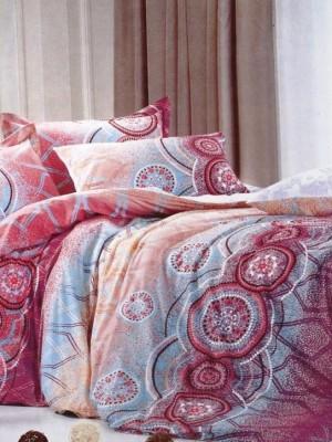 С-136 комплект постельного белья Сатин Valtery 1,5 спальный