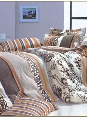 CL-78 комплект постельного белья Сатин Valtery Евро