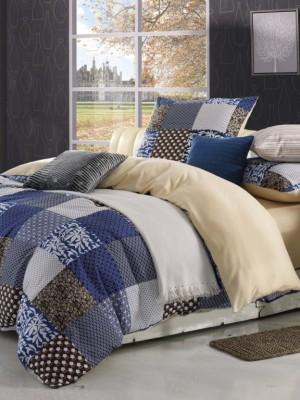 МР-01 комплект постельного белья Софткоттон Valtery 1,5 спальный