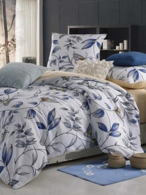 МР-02 комплект постельного белья Софткоттон Valtery 1,5 спальный