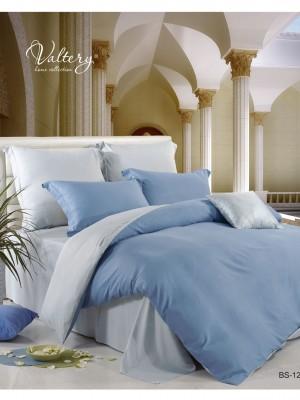 BS-12 Комплект постельного белья из бамбука Valtery 1,5 спальный