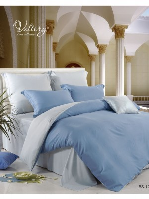 BS-12 Комплект постельного белья из бамбука Valtery 2х спальный