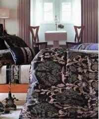 Комплект постельного белья сатин-жаккард Семейный TJ112-426