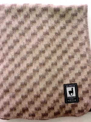Одеяло INCALPACA (55% шерсть альпака, 45% шерсть мериноса) OA-5 Размер 145х205