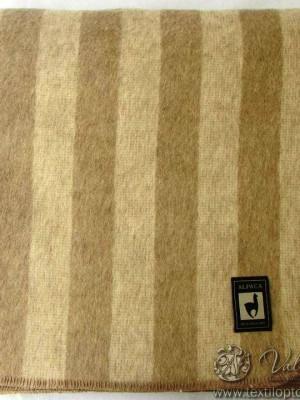 Одеяло INCALPACA (55% шерсть альпака, 45% шерсть мериноса) OA-1 Размер 145х205