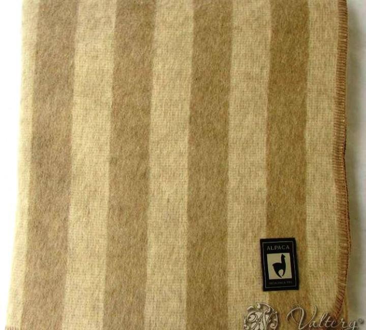 """Одеяло INCALPACA (55% шерсть альпака, 45% шерсть мериноса) OA-1 Размер 145х205 Valtery Одеяла """"Шерсть Альпака"""""""