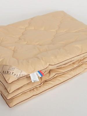 Одеяло «Гоби» Верблюжий пух Всесезонное 210х240