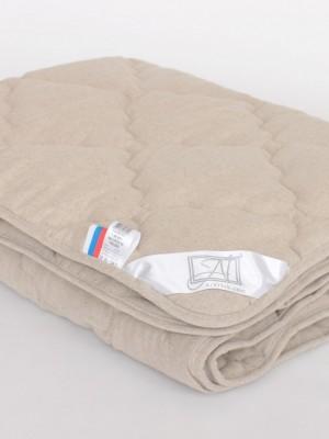 Одеяло Лён всесезонное 140х205