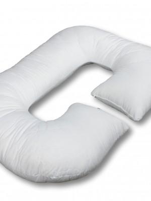 Подушка для беременных форма C бамбук