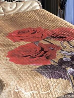 Танго шёлк искусственный 3D «Марианна» 230х250