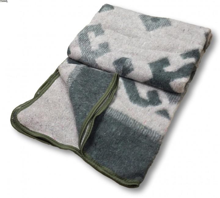 """Одеяло-плед Карпаты 140х205 одеяло 72% шерсть Vlady Альвитек Одеяла """"Овечья шерсть"""""""