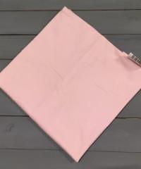 Розовая наволочка ткань сатин 2шт.-70х70