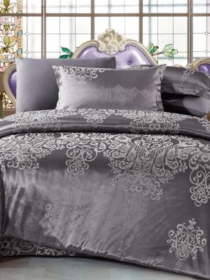Комплект постельного белья сатин жаккард CJ03-34