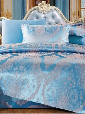 АРТ. CJ03-37 COD.10640 Комплект постельного белья сатин жаккард Танго