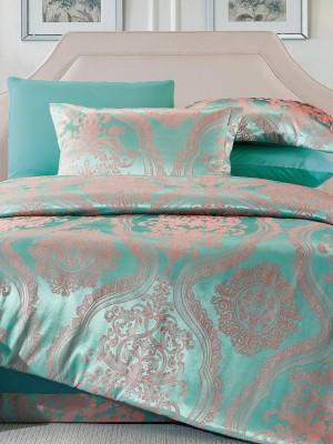 АРТ. CJ03-27 COD.10640 Комплект постельного белья сатин жаккард Танго