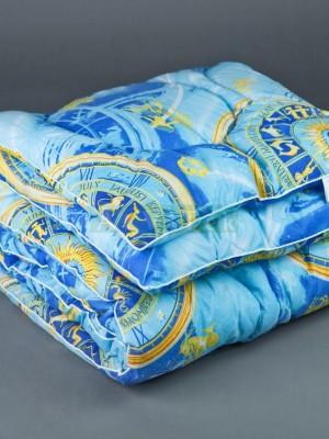 """Одеяло холфит """"Традиция"""" тёплое 140х205"""
